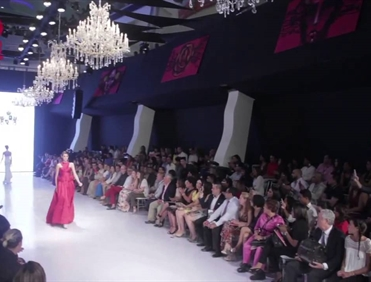 CUBA en Republica Dominicana Fashion Week 2015